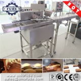 CXTC Small chocolate enrobing machine