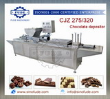 CJZ275 Chocolate Moulding Line