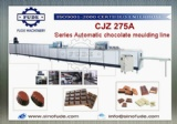 CJZ275A Chocolate Moulding Line