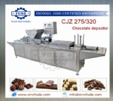 CJZ320 Chocolate Moulding Line