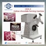 CKX-4 Hollow chocolate forming machine